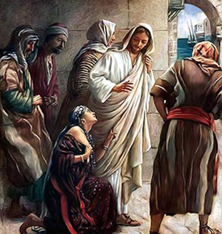 Eleventh Sunday after Pentecost (Matthew 15:21-28) – Bethlehem ...