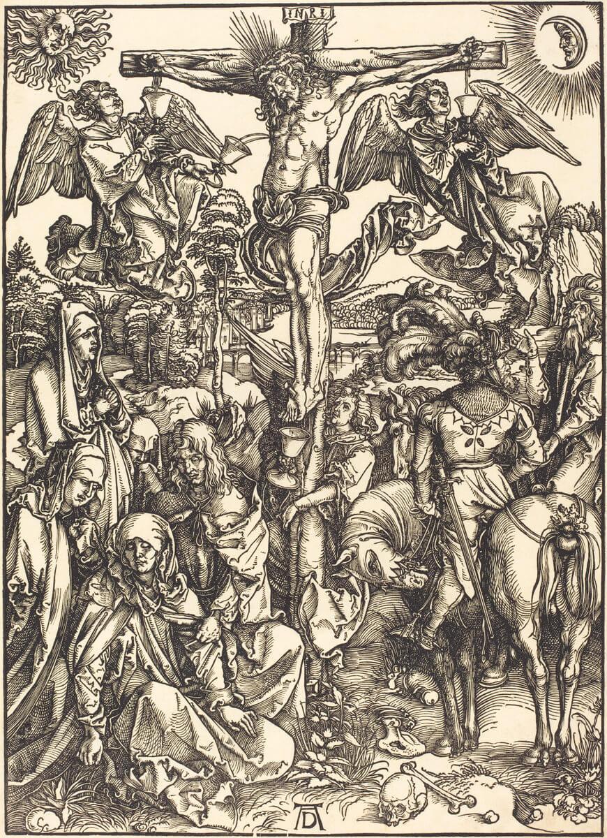 Albrecht Durer - The Crucifixion (1498)